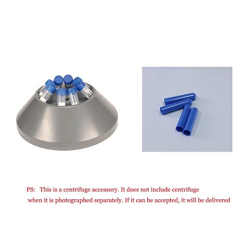 Clinical Centrifuge Prp Slow Speed 300-4500rpm For 15ml*8 10ml*12 Tube