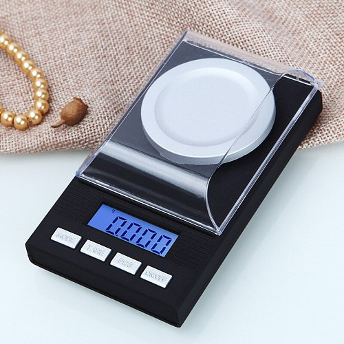 Cross-border e-commerce supplier supplies jewelry scale electronic scale gold electronic balance 0.001g medicinal material scale