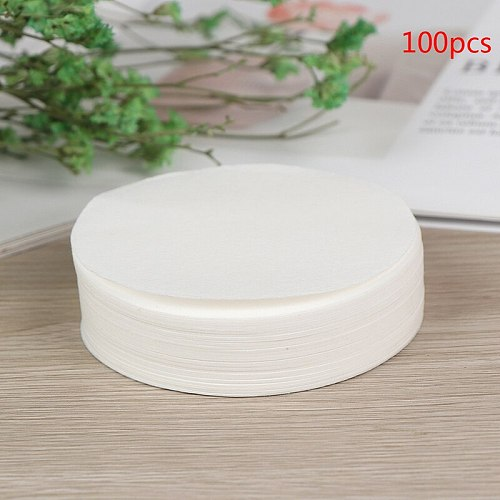 100pcs 7cm laboratory qualitative filter paper circular speed fast filter funnel filter paper