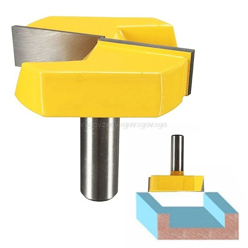 1PC Durable Carbide Alloy Woodworking Router Bit Milling Cutter With Straight End Shank For Wood Cutter HT16 Power Tool N11 19