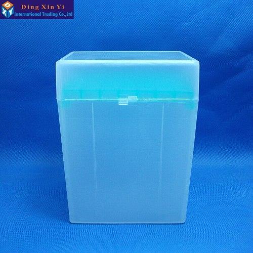 New arrival plastic Pipette box 28vents 5000ul 5ml pipette tips box