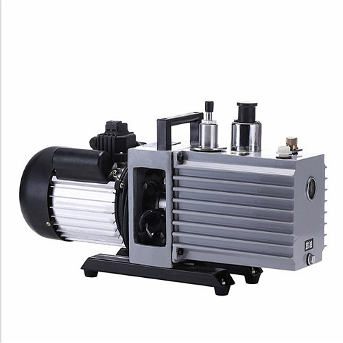 2XZ-2 Lab Two Stage Oil Rotary Vane Vacuum Pump With Vacuum Drying Oven And Rotary Evaporator