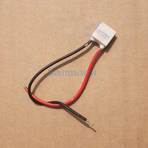 10x10x4.2mm 3.9A 0.82V 1.6W TEC1-00703 Thermoelectric Cooler Peltier Heatsink