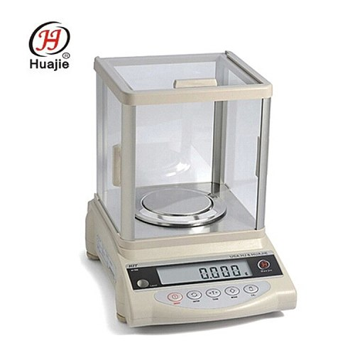 Electronic balance precision laboratory scale 0.001g 300g0.001 jewelry scale gold scale experimental instrument