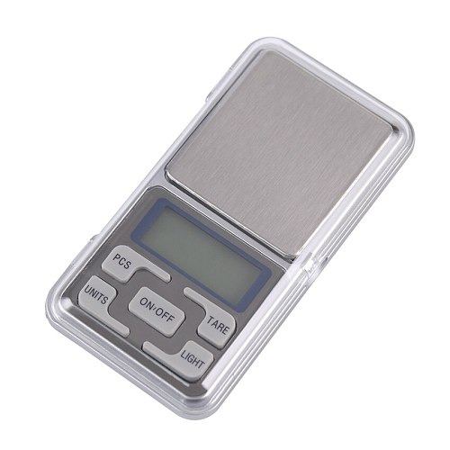 500g/0.01g Precise Digital Scales Electronic Balance Jewelry Diamond Gold Medicinal Scales Libra Lab Scales Supplies