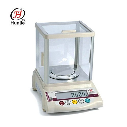 Electronic scale 0.001g electronic scale 200g0.001 jewelry scale gold scale electronic scale High precision weighing instrument