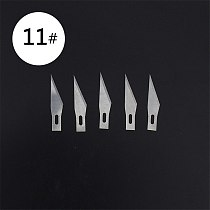 5pcs BIades for Wood Carving TooIs Engraving Craft ScuIpture Knife  Cutting TooI PCB Repair