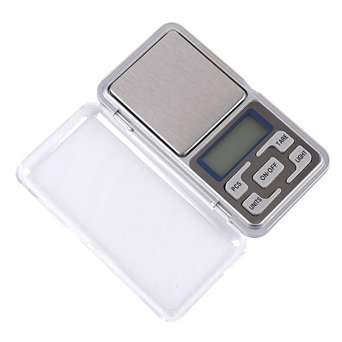 500g/0.01g Precise Digital Jewelry Scales Electronic Balance Kitchen Weight Scales Libra Lab Pocket Scales Laboratory Supplies
