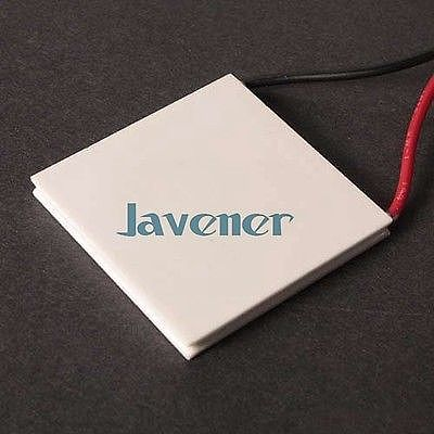 TES1-12702 Heatsink Thermoelectric Cooler Peltier Cooling Plate 30x30mm 12V 2A Refrigeration Module
