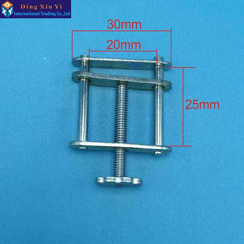 10pcs/lot screw flatjaw pinchcock Spring water stopper Laboratory clip Laboratory clamp