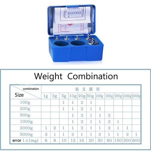 (100g/0.1g) Laboratory counter balance & weight sets Lab Balance Mechanical Scale Free Shipping