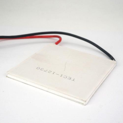 62x62 mm Heatsink Thermoelectric Cooler Peltier Cooling Plate 12V 30A Refrigeration Module TEC1-12730
