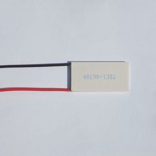 20x40x3mm 9A 7.43V 37.7W TEC1-06309 Thermoelectric Cooler Peltier Heatsink