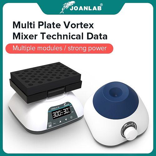 JOANLAB Mini Vortex Mixer Lab Equipment Oscillator Vortex Shaker Laboratory Pigment Nail Polish Liquid Ink Mixer 110v To 220v