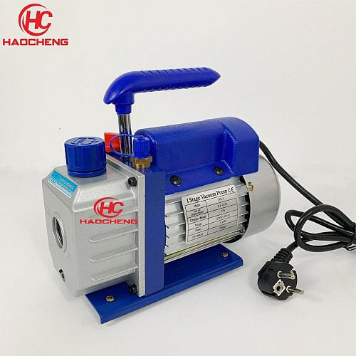 Free Shipping 2 Gal (8L) Vacuum Chamber Kit with 2.5CFM (1.4L/s) 220V Vacuum Pump,22cm*20cm Stainless Steel Degassing Chamber