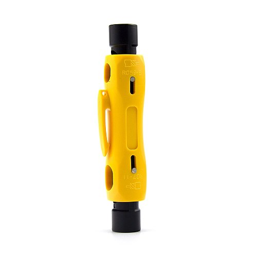 Coaxial Cable Stripper Stripping Pliers Pen Tool For RG59 RG11 RG7 RG6
