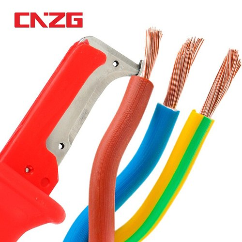 Stripping Knife Stripper Wire Tool Cable Striptang Uninsulated jokari Peel insulation Mini 6 kinds Handle Tools Small