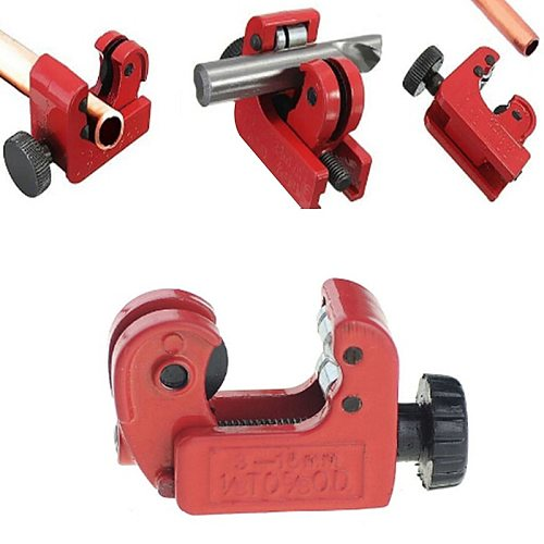 16mm(5/8 ) Mini Plumbing Tool Shear Copper Metal Tube Tubing Cutter Pipe  Slice Aluminum Iron Knife Cut