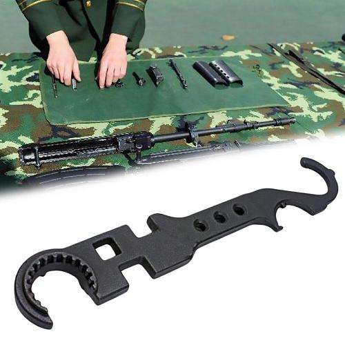 Tool Wrench Y36-A Field Multi-function Wrench Steel AR Outdoor Heavy Duty Multi Combo Purpose All Steel Metal wrench for AR15