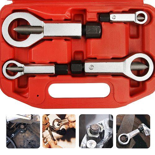 9-27mm Broken Damaged Corroded Stuck Nut Removing Tool Remover Splitter Splitting Set