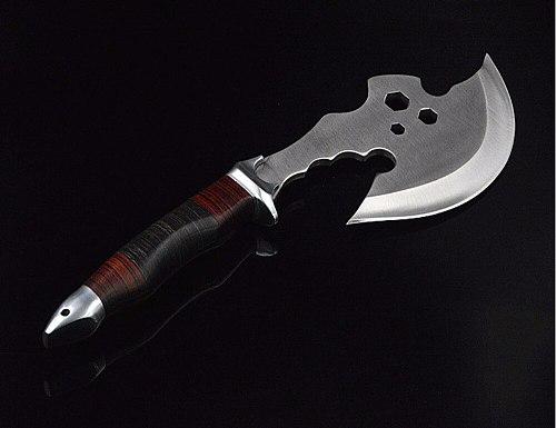 Outdoor axe knife camping hand axe field tool self-defense weapon mountain axe knife
