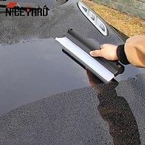 Scraper Rubber Auto Wiper Cleaner Blade Windshield Wash Tools Mirror Window Wiper Glass Window Cleaning Brush Car Washer