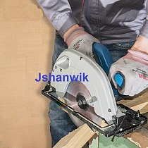 1100W Electric circular saw industrial hand saw woodworking board aluminum plastic plate cutter