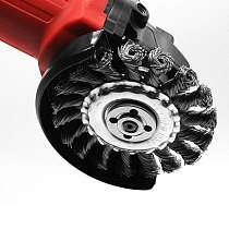 100mm M14 Twist knot steel wire wheel brush Rust removal wire wheel Cup Brush Disc For Angle Grinder