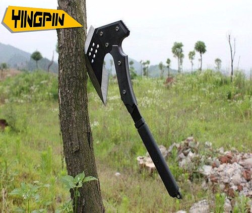 CF crossing the hatchet axe multifunctional fire-fighting axe Engineer for survival with axe mounted vehicle defense