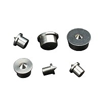 6pcs/set 4-12mm Wooden Pinhole Timber Peg Center Punches Pin Finder Locator