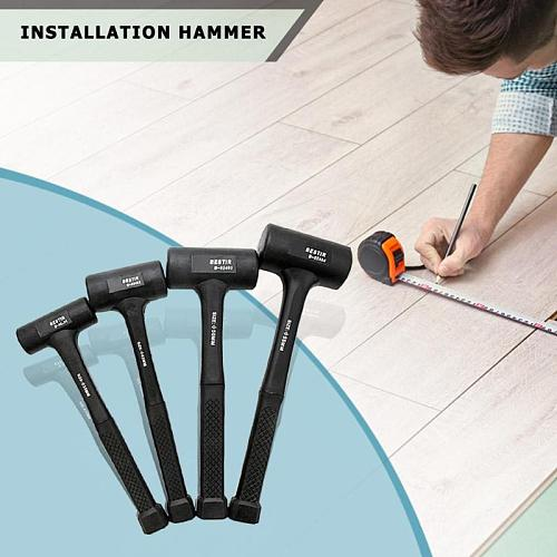 Rubber Mallet hammer Anti-Vibration made excellent quality 40 45 50 55 mm construction tools auto dent Tools Hammer Tap down