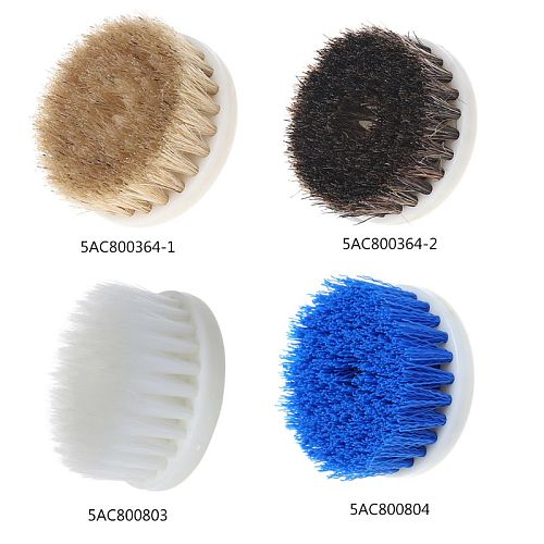Drop Ship 60mm Drill Powered Scrub Drill Brush Head For Cleaning Ceramic Shower Tub Carpet
