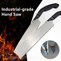 Japan Hand Saw Ultra Thin Saw Pull-Stroke Saw 16 TPI Japanese Flush Cut Hand Saw Trimming Dovetailing Fine SK5 Blade