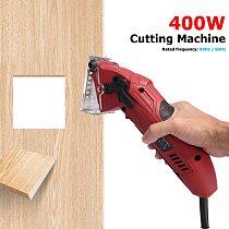 400W Electric Mini Circular Saw Laser Cutting Wood PVC Tube Cutting Machine Electric Saw for Cutting Wood,PVC Tube, Tile