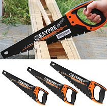 1PC New Universal Hand Saw Fast Cutting Wood Plastic Tube Trim Gardening Branch Woodworking Household 3 Sizes