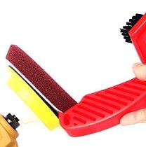 All Purpose Polishing pad Cleaning Brush Waxing Buffing Handle Cleaning Brush fou cleaning Buffing pads