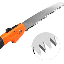 Folding Cutting Hand Folding Mini Saw with TPR Handle Collapsible Saw for Wood Woodworking Hand Tools Accessories
