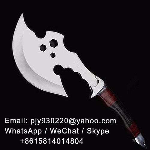 Hand axe outdoor axe knife camping axe weapon armor axe field tool