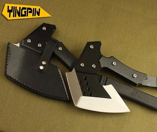 New cross fire line CF real ax outdoor camping axe chopper hatchet splitting