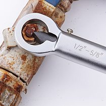 Hot Adjustable 1/2''-5/8'' & 5/8 -7/8  Nut Splitter Cracker 12-16mm Nut Remover Extractor Tool