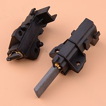 LETAOSK 2pcs/set Washing Machine Motor Carbon Brushes Sole Clean Tool Fit For Electrolux