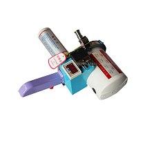 1PC High Quality Electronic LCD Broken Cloth Head Cutting Machine Handheld Cloth Cheb Cutting  Machine 220V
