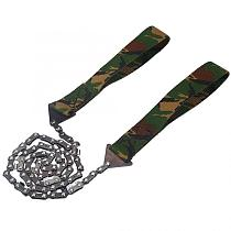 Camping saw Durable Multifunctional Efficient Outdoor Camouflage Survival Chainsaw Emergency Rescue Tools