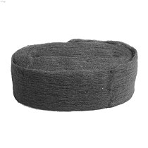 New Grade 0000 Steel Wire Wool 3.3m For Polishing Cleaning Remover Non Crumble L29K