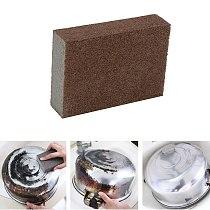NICEYARD Nano Sponge Descaling Clean Rub Pot Cleaning Cotton Fine Sand Sponge Removing Rust Emery Sponge Magic Eraser