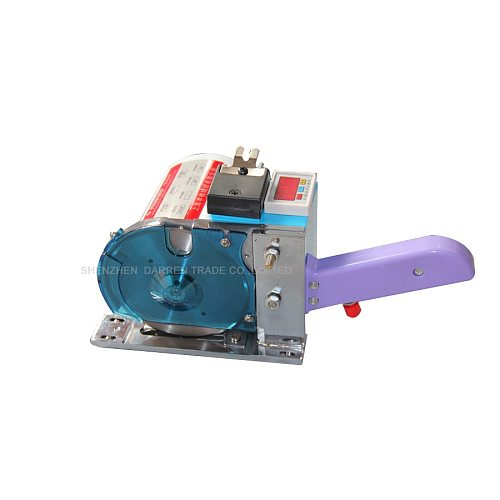 Hight quality electronic LCD broken cloth head cutting machine Cheb machine