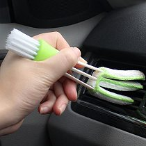 1PC Car Washer Microfiber Car Cleaning Brush For Air-condition Cleaner Computer Clean Tools Blinds Duster Car Care