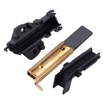LETAOSK 2pcs High Quality Washing Machine Sole Motor Carbon Brushes Clean Tool Fit For Electrolux