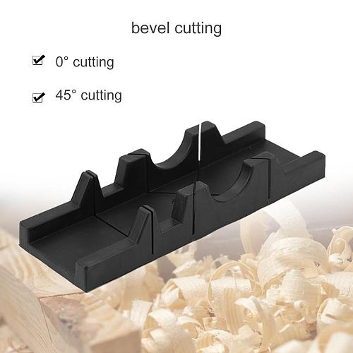 45/90 Degree Angle Saw BoxMulti-functional Woodworking Tile Fixed Screw Hole Device Oblique Sawing Cabinet Splicing Saw Boxes