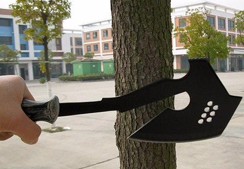 New cross fire line CF real ax outdoor camping axe hatchet chopper